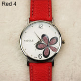 Women's New Quartz Female Wristwatch