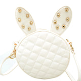 Cute Rabbit Ear Body Bag