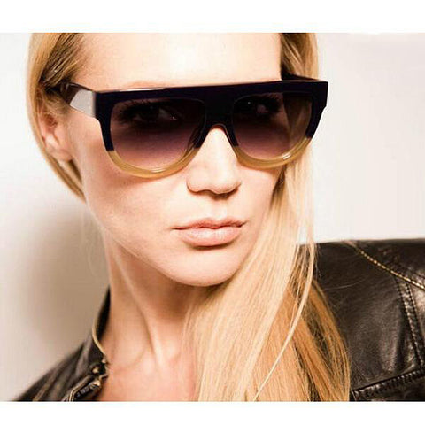 Acetate Top Sunglasses