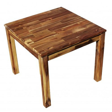Qtoys Acacia Square Table