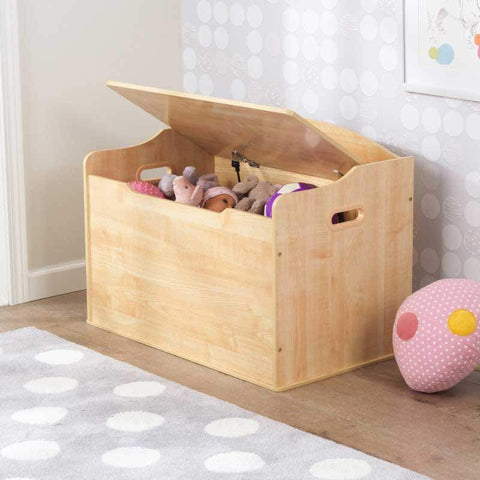 Kidkraft Austin Toy Box - Natural