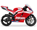 peg-perego Ducati Gp 12v Motorbike Ride On