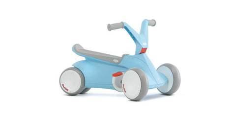 Berg Go2 Toddler Kart - Blue - 10 Months-2.5 Years