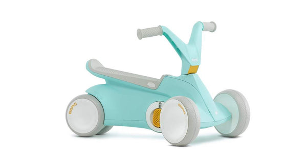 Berg Go2 Toddler Kart - Mint - 10 Months-2.5 Years