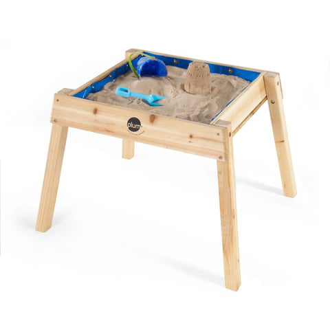 Plum Build & Splash Wooden Sand & Water Table - PRE ORDER