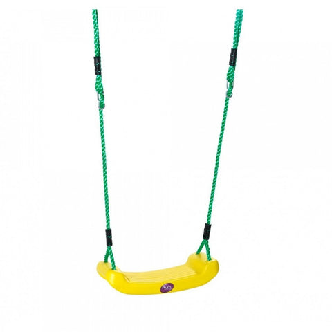 Plum Yellow Swing Seat