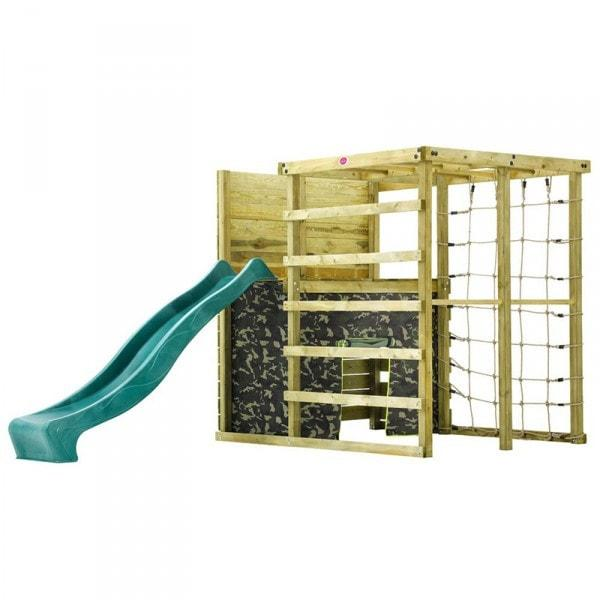 Plum Climbing Cube Play Centre - Swing and Play - 1