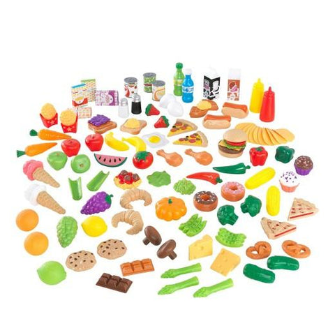 KidKraft Deluxe Tasty Treats Pretend Play Food **PRE-ORDER**