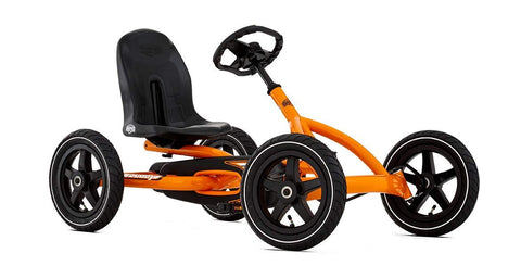Berg Buddy Orange Go Kart - 3-8 Years