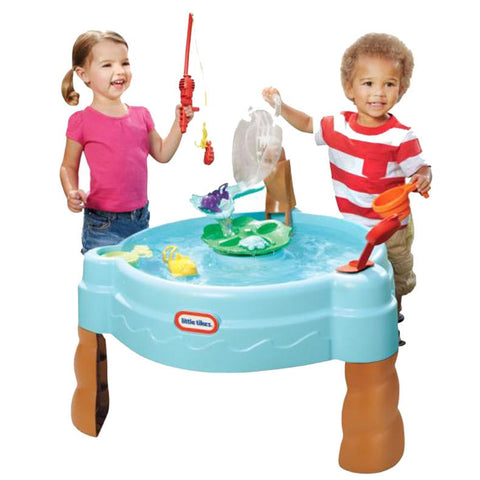 Little Tikes Fish 'N' Splash Water Table - Swing and Play - 1