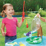 Little Tikes Fish 'N' Splash Water Table - Swing and Play - 2