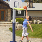 Little Tikes Adjust N Jam Pro Basket Ball Set