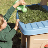 Little Tikes Go Green! Playhouse - Swing and Play - 4
