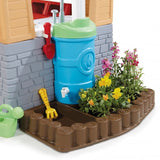 Little Tikes Go Green! Playhouse - Swing and Play - 3