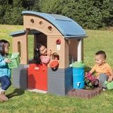 Little Tikes Go Green! Playhouse - Swing and Play - 2