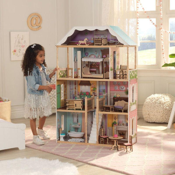 Kidkraft Charlotte Dollhouse - EZ Assembly