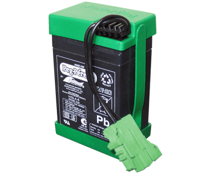 Peg-Perego 6v 4.5 Ah Replacement Battery
