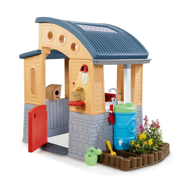 Little Tikes Go Green! Playhouse - Swing and Play - 1