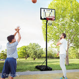 Large Adjustable Portable Basketball Stand
