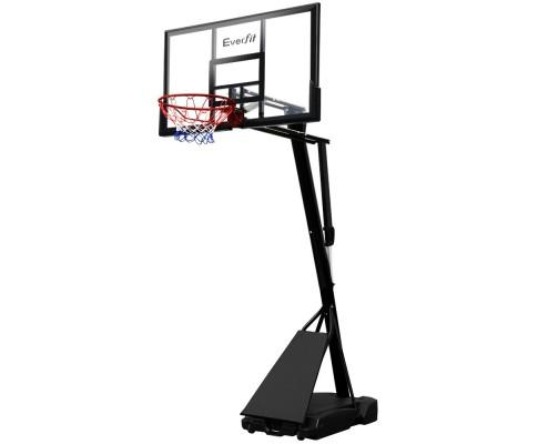 Everfit Portable Pro Basketball Hoop - Height Adjustable 3.05M