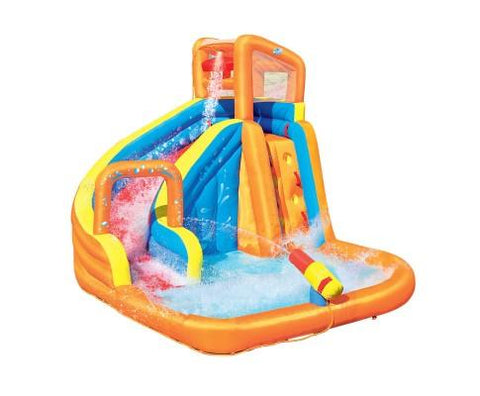 Bestway Mega Inflatable Water Slide & Pool