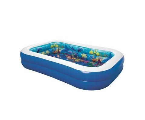Bestway Aquarium 3D Under the sea Kids Pool