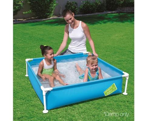 Bestway Splash & Play Kids Swimming Pool - Square