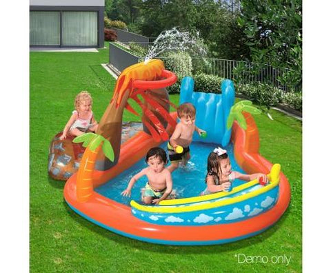 Bestway Splash Lava Lagoon Play Centre