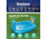Bestway Skill Shot Inflatable Kids Pool