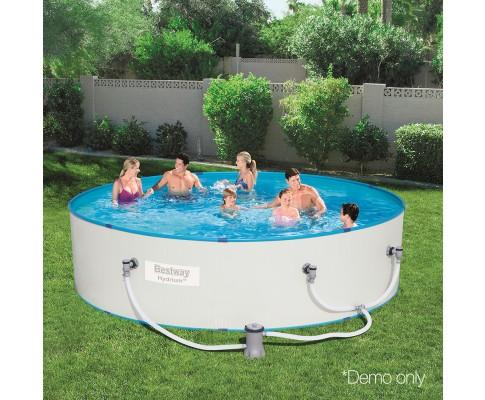 Bestway Hydrium Splasher Round Pool - 3.3m