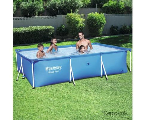 Premium Steel Swimming Pool