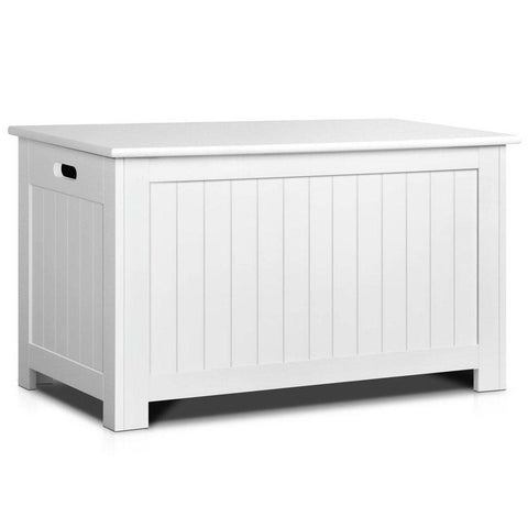 Toy Cabinet Chest White