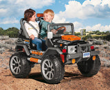peg-perego Gaucho Rock'In 12v Ride On