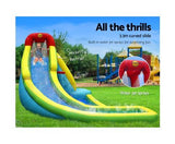 Happy Hop Inflatable Giant Waterslide