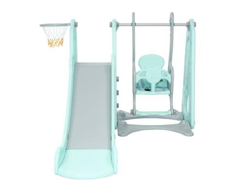 Toddler Swing and Slide play centre - Blue