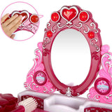 Princess Dressing Table Vanity Set