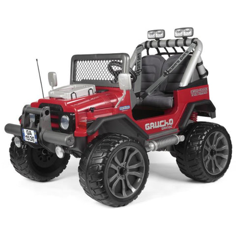 Peg-Perego Gaucho Grande Jeep 12v Ride On