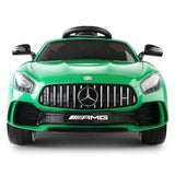 Mercedes-AMG GT R Electric Ride on Car - Green
