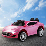 Maserati Inspired Electric Ride on Car - Pink