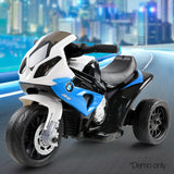 BMW Cruze Electric Motorbike - Blue