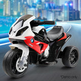 BMW Cruze Electric Motorbike - Red