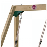 Plum Wooden Single Swing Seat - Swing and Play - 3