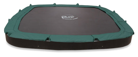 Plum 11ft Square In-Ground Trampoline