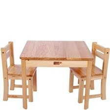 TikkTokk Tufstuf Table & Chair Set