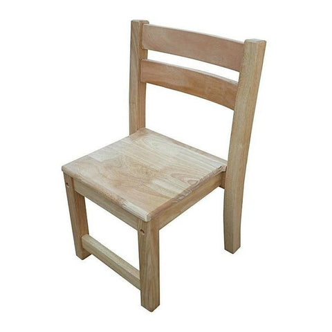 Qtoys Rubber Wood Stacking Chair