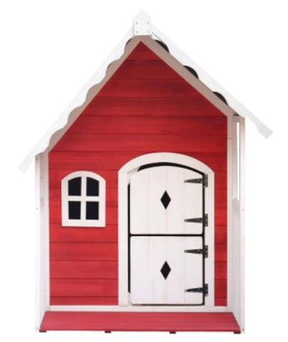 Home Sweet Home Wooden Play Cottage