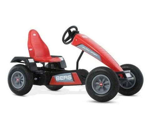 Berg Extra Sport Red BFR Go Kart - 5-99 Years