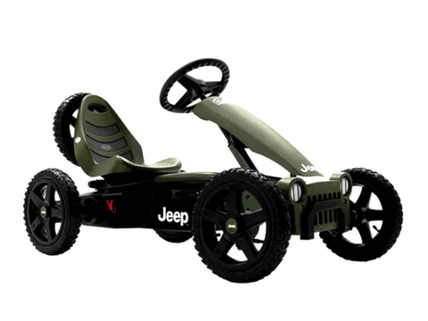 Berg Jeep® Adventure Pedal-Go kart