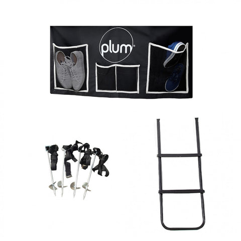Plum Trampoline Accessory Kit - Swing and Play