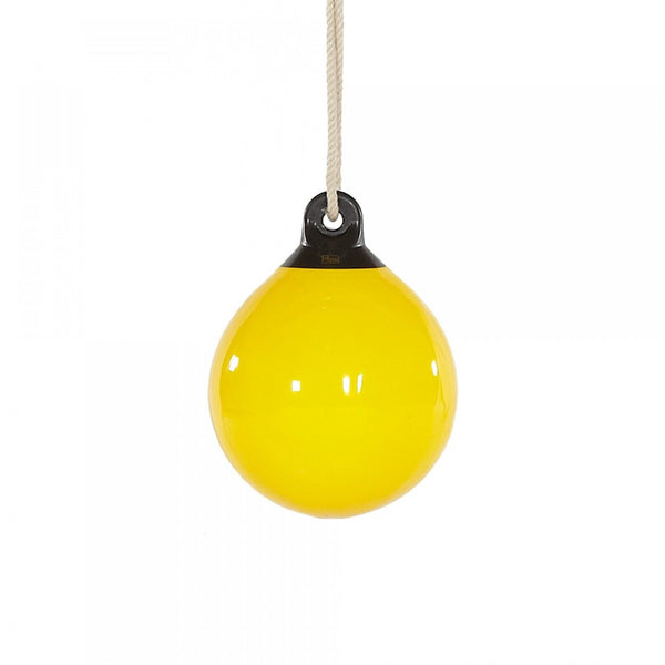 Plum Buoy Ball Swing Accessory - Lime Hanger